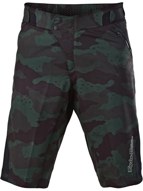Troy Lee Designs Ruckus Shell Shorts Men camo/stealth/black